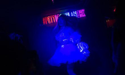 Philippines' Violette Blanche Paints Hong Kong Drag