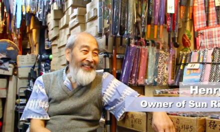 'Umbrella King' continues 178-year-old family business