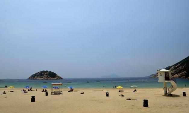 I feel comfortable social distancing in Hong Kong, not just because of coronavirus