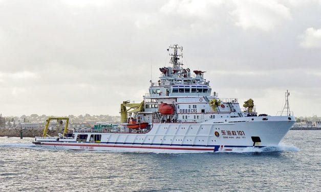 Maritime rescuer worries job exposes him to coronavirus
