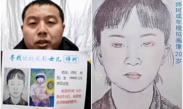 Desperate Father Uses Video-sharing App to Search for Missing Daughter