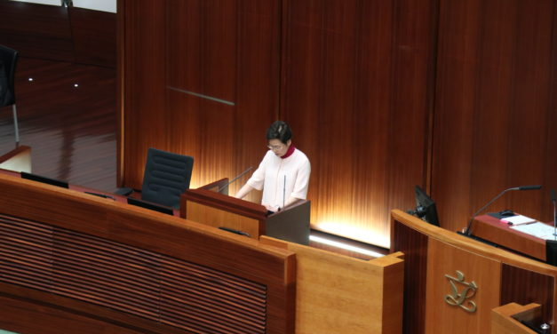 Improving educational goals a key theme of Hong Kong leader Carrie Lam's policy address